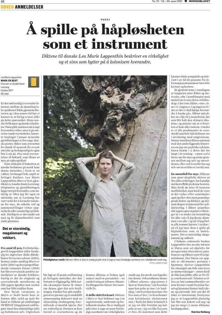 Morgenbladet-Mars-er-best